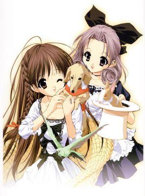 sister princess vol6
